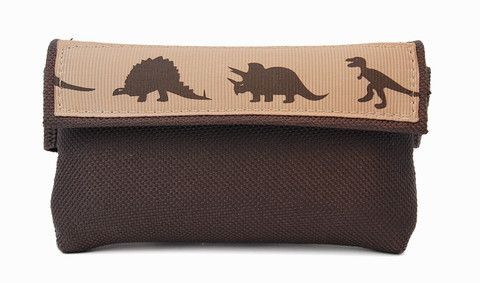 Dino/Brown Allerject Carrying Case – EpiKIDS