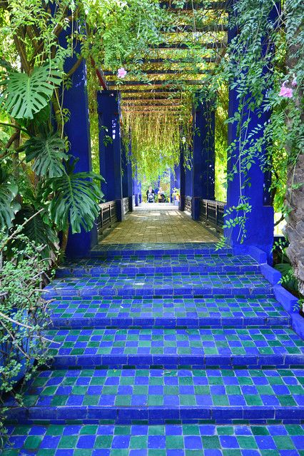 【スライドショー】モロッコ・マラケシュでのお勧めの場所