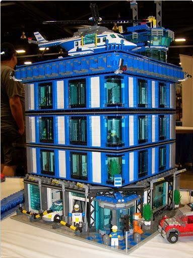 NMLUG ACE setup : a LEGO® creation by Tim Nixon : MOCpages.com | ReBrick | From LEGO Fan To LEGO Fan