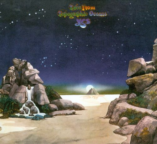 Tales from Topographic Oceans [Bonus Tracks] [CD]