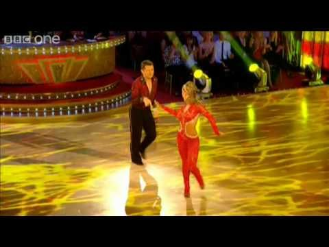 Strictly Come Dancing - Week 7: Chris Hollins' Cha Cha - BBC One - YouTube
