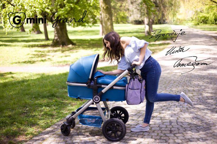 GMINI Kočár kombinovaný Grand fuchsia | Kašpárek Baby