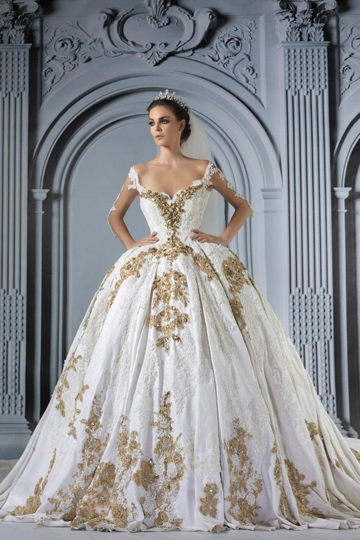 Bridal 2017 new wedding dresses vintage princess
