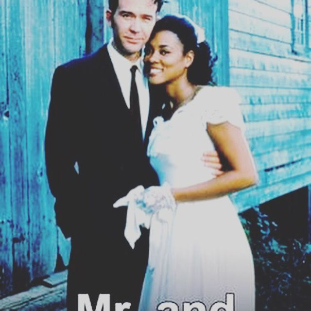 Lela Rochon & Timothy Hutton in Mr. and Mrs. Loving Movie, 1996. I got married in that same Caroline county, VA in 2013, so grateful for their heroism in making mine possible 46 years later on.