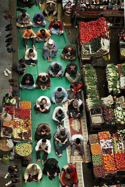 وقت الصلاة فى القاهره Prayer Time In Cairo