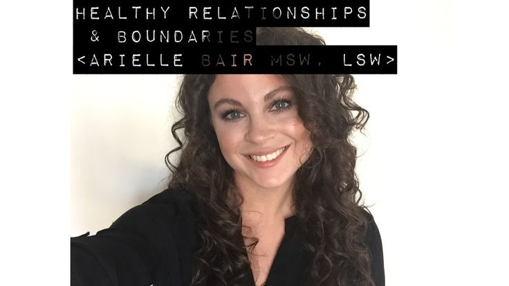 """""""The sooner you can recognize what is healthy and unhealthy, the sooner you can reap the benefits of positive, meaningful, balanced interactions and communication."""" Watch here: http://www.liberonetwork.com/?p=16103 #mentalhealth #relationships"""