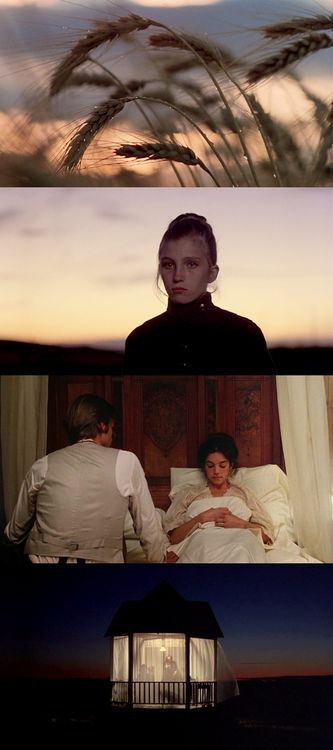 Days of Heaven // Directed by: Terrence Malick Cinematography: Néstor Almendros & Haskell Wexler