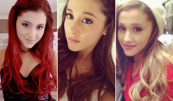 Redhead, Brunette or Blonde(-ish) — How Do You Prefer Ariana Grande?