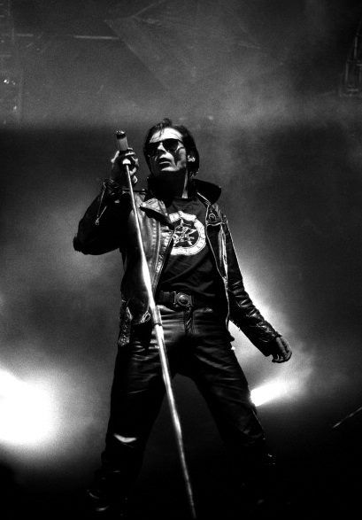 Andrew Eldritch - The Sisters of Mercy
