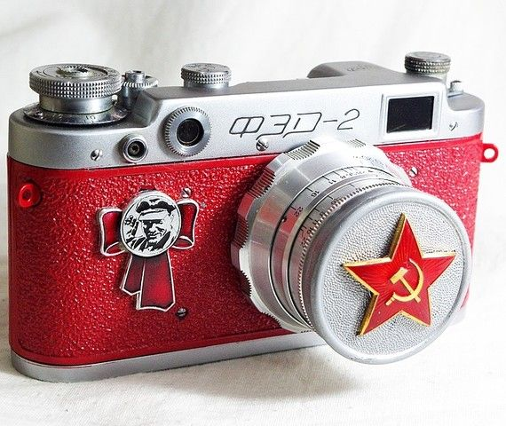 1957 FED-2 camera rare RUSSIAN LEICA