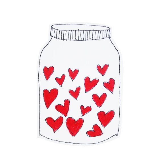 Cartolina d'auguri l'amore ti amo carta biglietto di di poosac