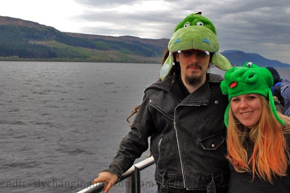 Taking a cruise on the Loch Ness, searching for the famous Loch Ness Monster. Read our post to see if we think Nessie would be your friend.