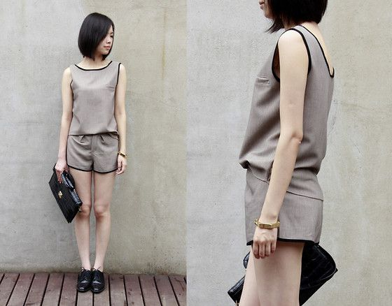 Simple is best (by IAN C) http://lookbook.nu/look/3715725-simple-is-best