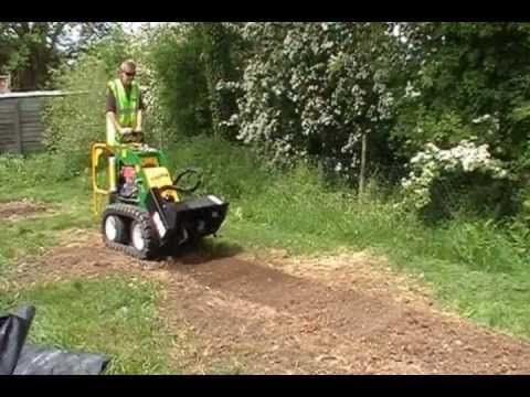 Kanga - Landscaping Applications