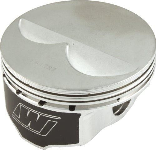 Wiseco 1985-1989 Merkur XR4Ti Base L4/ 1984-1986 Mercury Cougar XR-7 L4 Alloy Forged Pistons 340/360 Nitrous Dome Fits 4.000 Stroke (Set of 4)