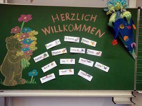 #Schulanfang #Klassenzimmer