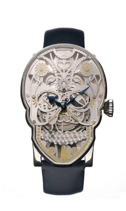 Memento-Mori-hand-made-mechanical-watch