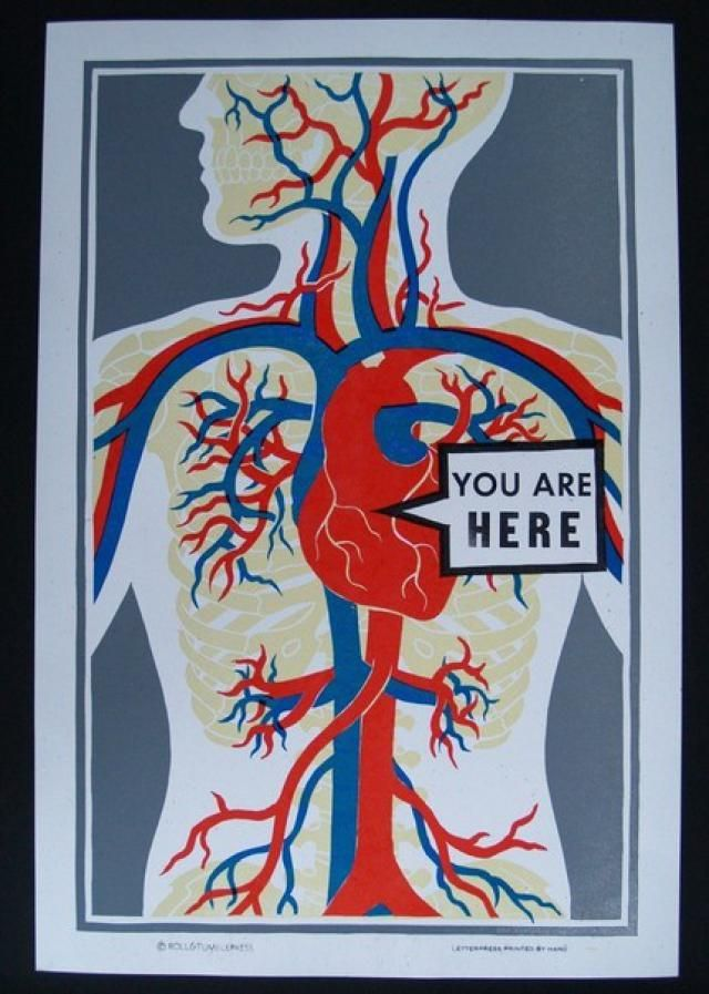 Great Gifts for Med Students: Arty Medical Posters & More (A.P)