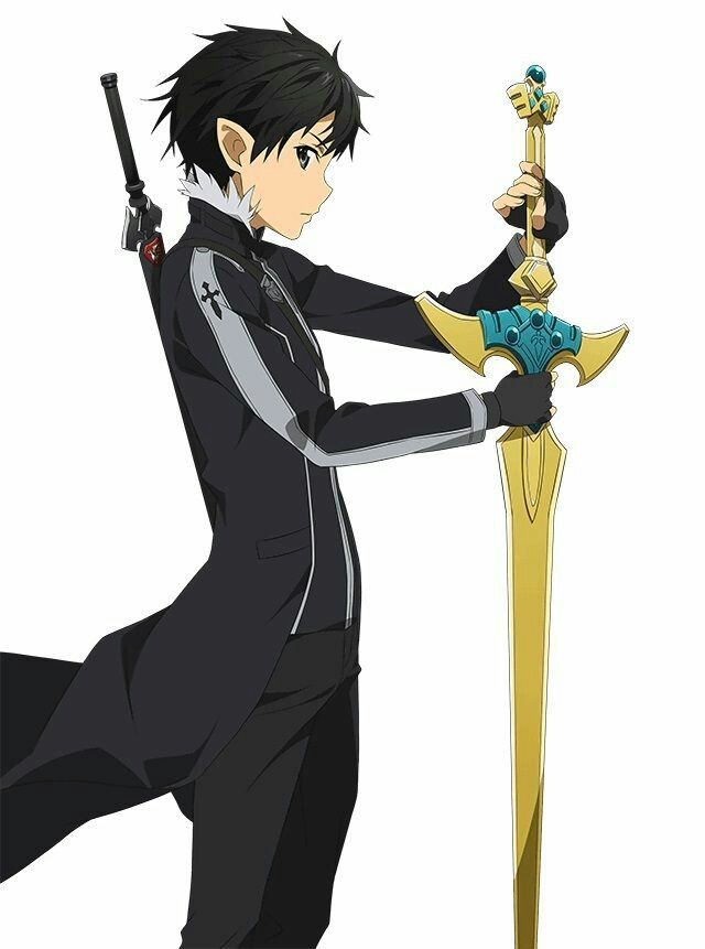 Kirito Sword excalibur