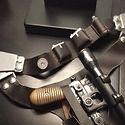 Puma1824 3D printed Han Solo Gun Belt Parts by Seankfields