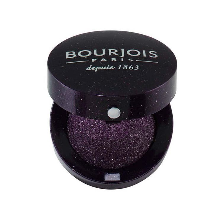 Bourjois Eyeshadow 13 Prune Paillettes -https://www.transfashions.com/en/beauty-health/makeup/eyeshadow/bourjois.html #Bourjois #Eyeshadow 13 Prune Paillettes is an amazing concentrate of femininity with integrated accessories: a mirror and an applicator that make it easier for all occasions.   Bourjois 13 Prune Eyeshadow