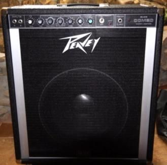 peavey mark iii modell 115 series 260 c usa bass combo bass amp in baden w rttemberg. Black Bedroom Furniture Sets. Home Design Ideas
