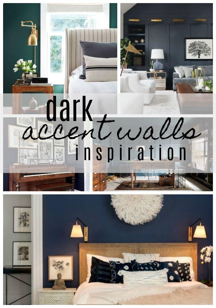3 Room Hdb Accent Wall: Dark Accent Walls, Walls Room, Accent