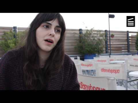 Oι νέοι μιλούν για Αγγελόπουλο. Συνέντευξη 7 με την Αναστασία Κρατίδη , σκηνοθέτιδα