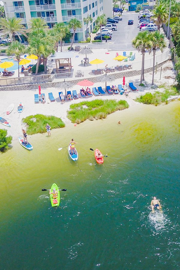 Free Kayaks And Paddleboard Rentals Yes Please Find All You Need And More At Thefunhotel Pensacola Beach Hotels Pensacola Beach Sands Hotel