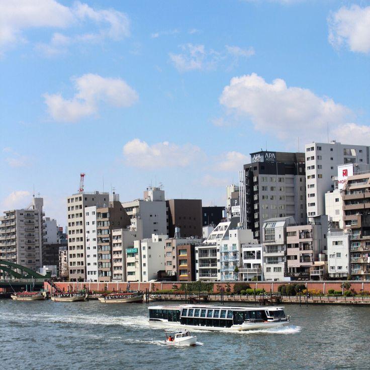 morning Tokyo!
