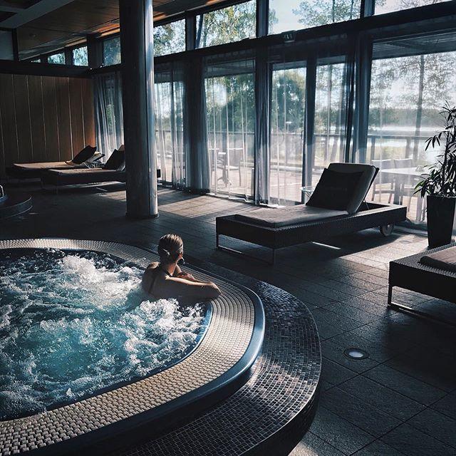 onhan tää nyt nättii 💦 #langvikhotel http://www.langvik.fi/