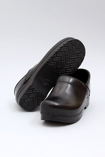 The Dansko Black Box from the Professional collection.