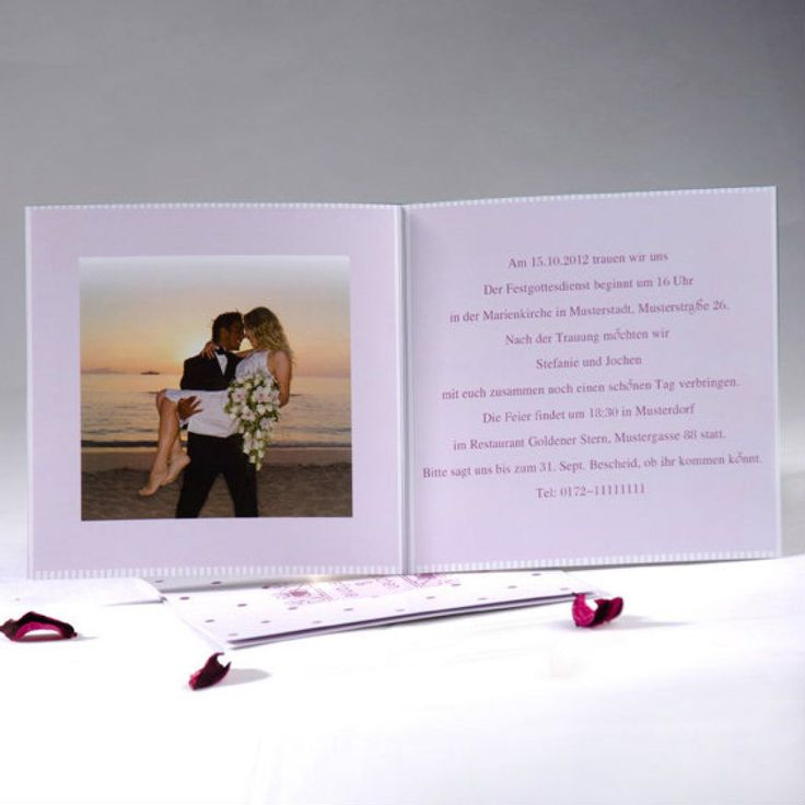 Einladungskarten Hochzeit Gunstig Selber Machen