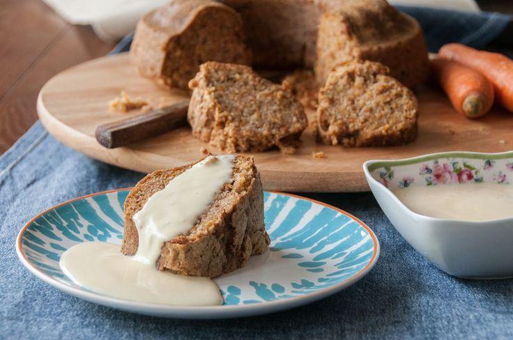 Υπέροχη συνταγή για Carrot cake από τον Άκη Πετρετζίκη! δείτε τη συνταγή και φτιάξτε πανεύκολα το αγαπημένο μας κέικ καρότου για όλο το χρόνο! Είναι τέλειο!