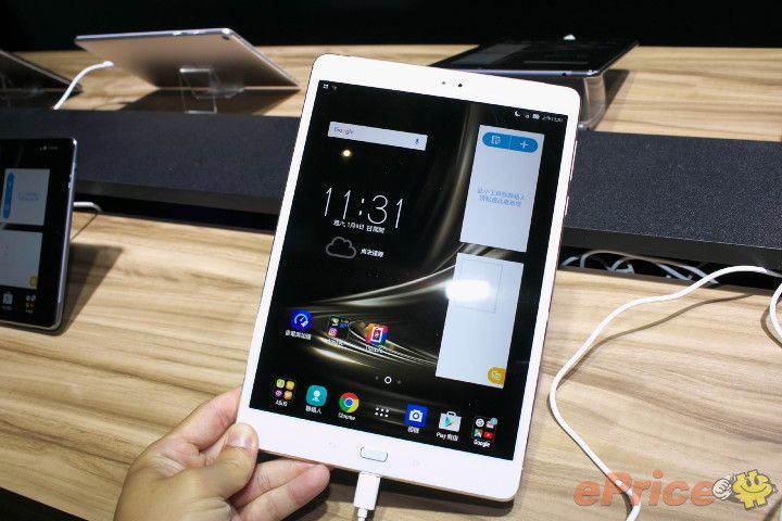 Zenpad 3S : Asus présente sa nouvelle tablette Android de 10 pouces - http://www.frandroid.com/marques/asus/367806_zenpad-3s-asus-presente-nouvelle-tablette-android-de-10-pouces  #ASUS, #Tablettes