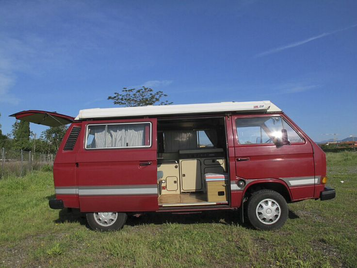 Hello my name is Matilde,give me love and I'll get you anywhere! VW T3 Westfalia campervan