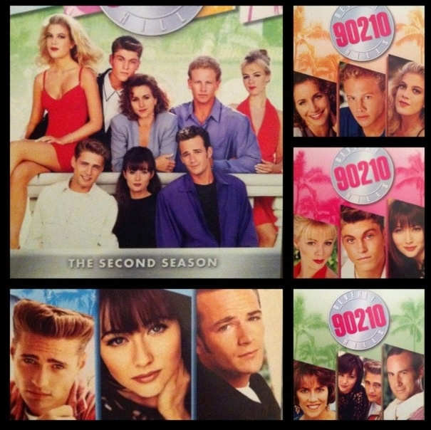 Beverly Hills 90210 season 2...my favorite!