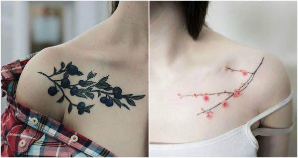 Best 25 collar bone ideas on pinterest female body for Feminine collar bone tattoos