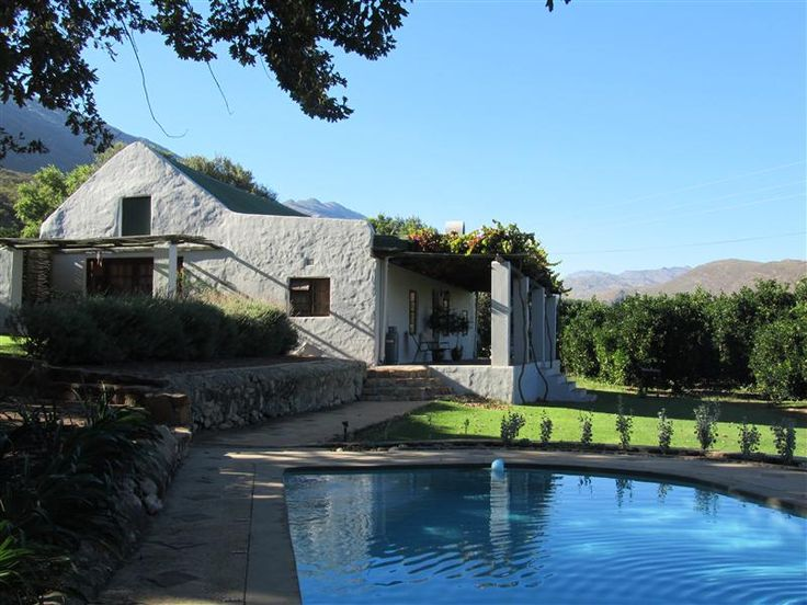 Boschkloof Farm Cottages near Citrusdal