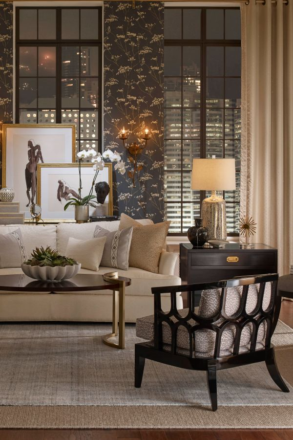 Classic meets Glam: Introducing HGTV star Candice Olson's stunning new fabric line. Available at Calico stores nationwide and online. Click here to see more.