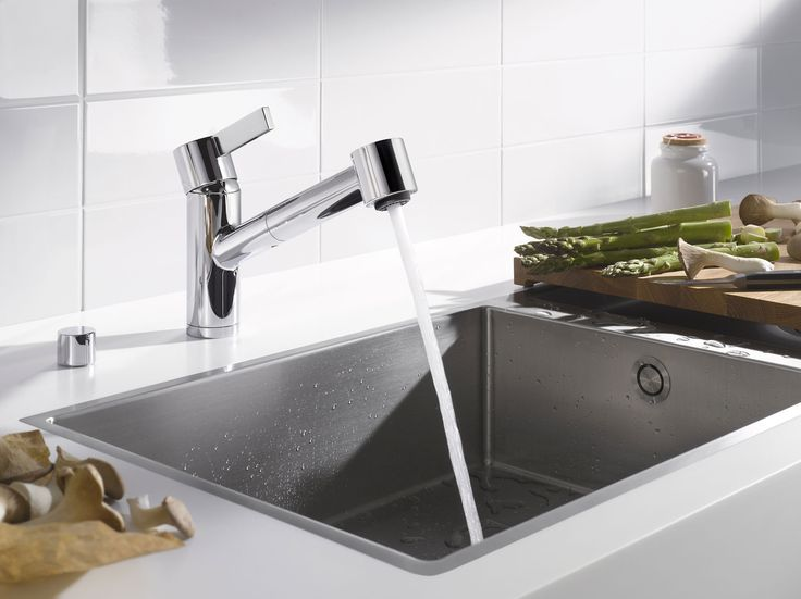 Dornbracht's kitchen faucet with pull-out spray / Eno Collection - 45 Best Dornbracht Kitchen Images On Pinterest Kitchen Faucets