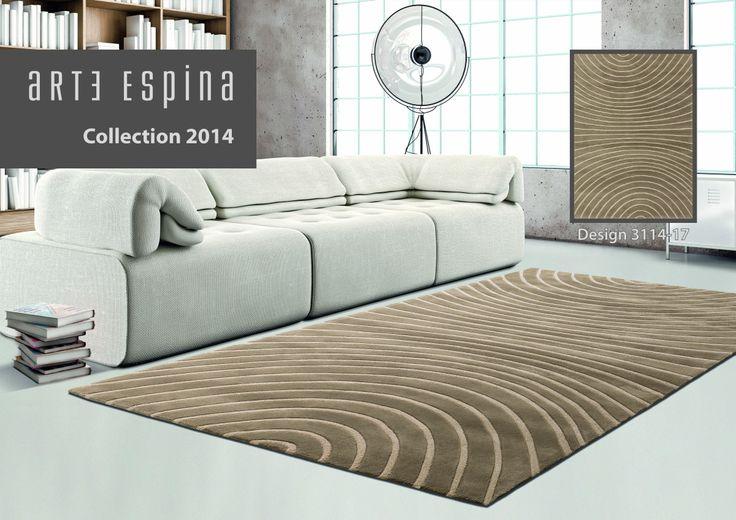 Arte Espina Zen 140 x 70 cm - Arte Эспина - Ковер, современные ковры, дизайнерские ковры, высоковорсные ковры, детские ковры