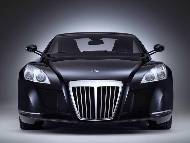 Beautiful Delicieux 2005 Maybach Exelero (by Auto Clasico)