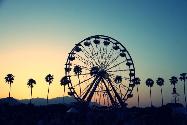 Coachella - Indio - California.
