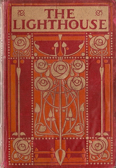 The Lighthouse / cover by Ethel Larcombe / photo by Gavin Wilson / Book Cover