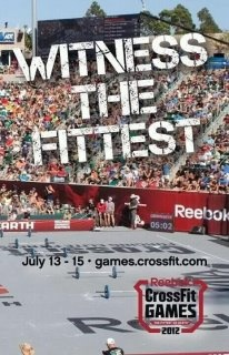 CF Games THIS WEEKEND!!! WHoohoo!! Can't wait to watch my trainers compete!!!