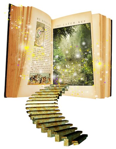 Books are Magic *** no artist cited