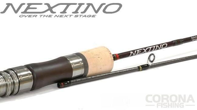 Nextino to wędki na pstrąga, lipienia czy klenia, łowionych w łowiskach naturalnych jak i sztucznych #wędkarstwo #wędki #MajorCraft