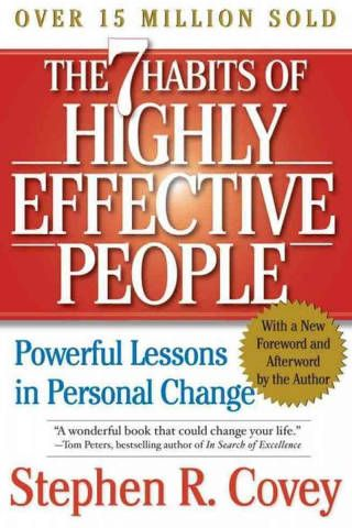 Top 10 Self Help Books - 'The Secret,' 'Lean-In,' 'Seven Habits of Highly Effective People' - Elle