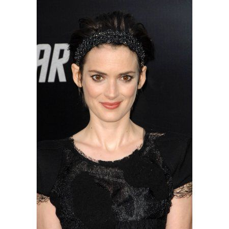 Winona Ryder At Arrivals For Premiere Of Star Trek Canvas Art - (16 x 20)